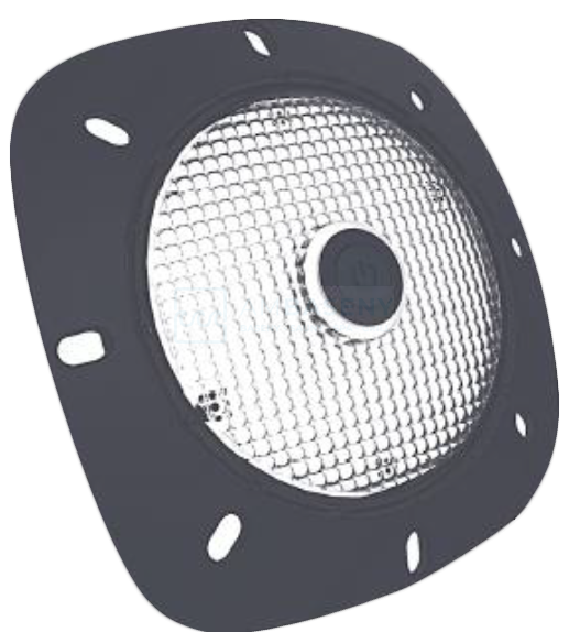 Lampa No(t)Mad SeaMaid 502013 LED White Szara obudowa