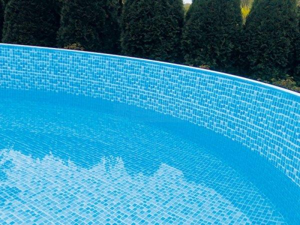 Folia 9,1 x 4,6 x 1,2 - Mosaic-0,3mm