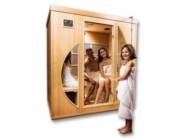 Sauna infrared ROWEN