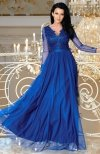Bicotone 2167-05 sukienka chabrowa