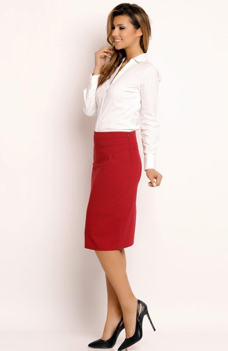 Modne spódnice damskie eleganckie, ołówkowe i
