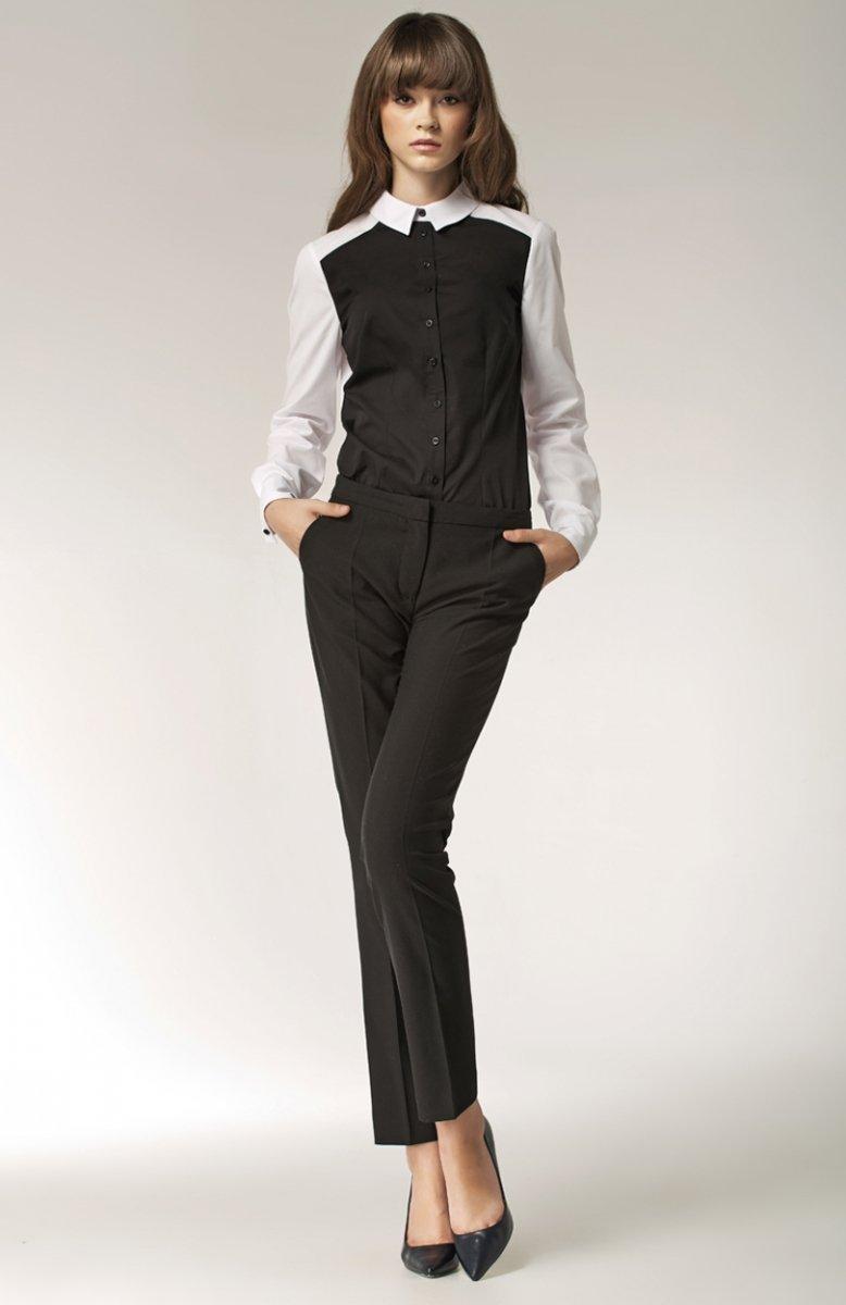 95a234d5 Nife SD09 spodnie czarne