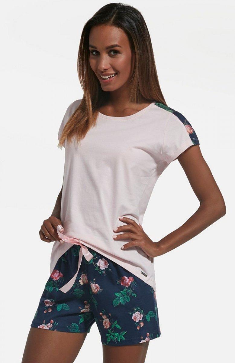 f9f556d684cdde Cornette 518/204 Roses piżama – Piżamy damskie – Bielizna nocna ...