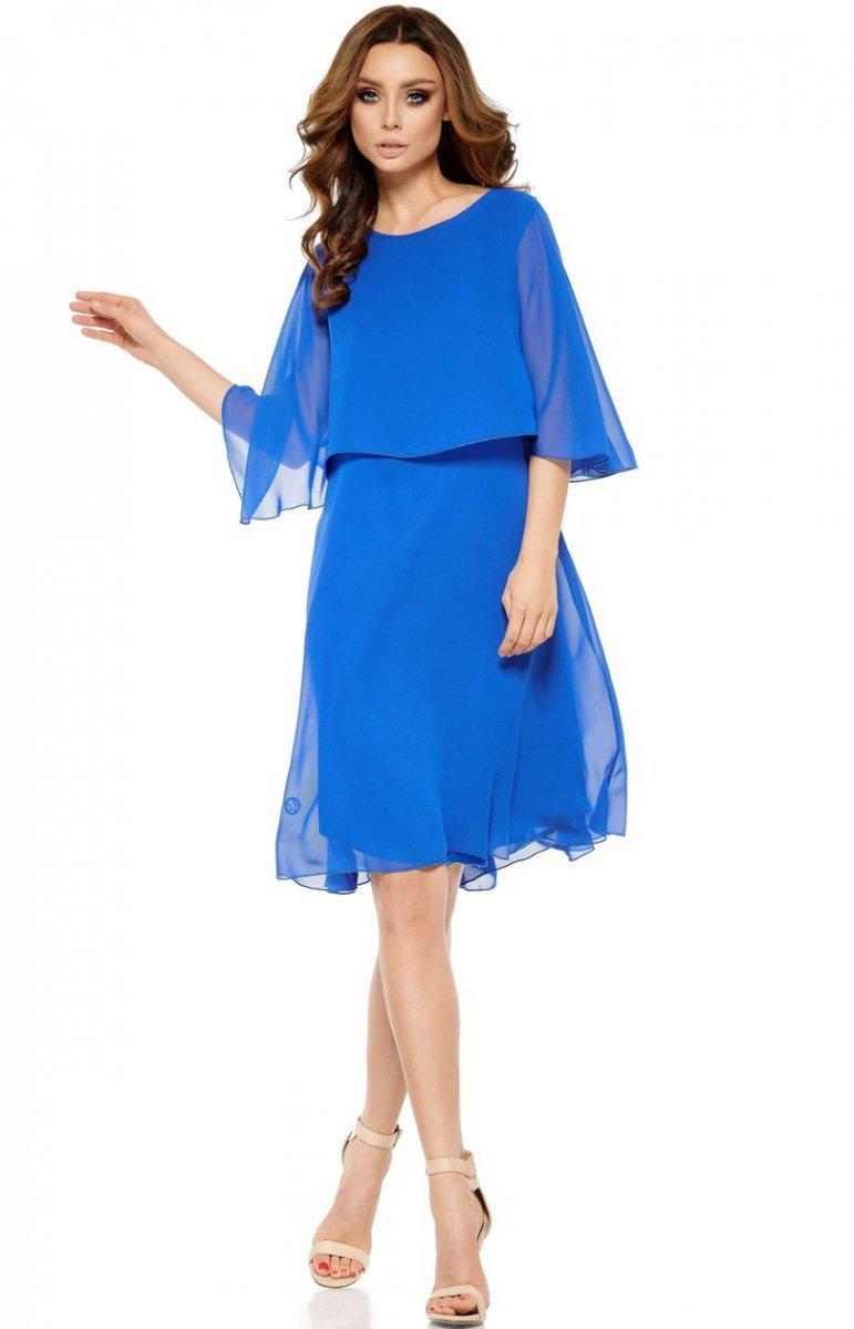 c456ce6db2 Lemoniade L261 sukienka chabrowa - Sukienki na wesela i imprezy ...