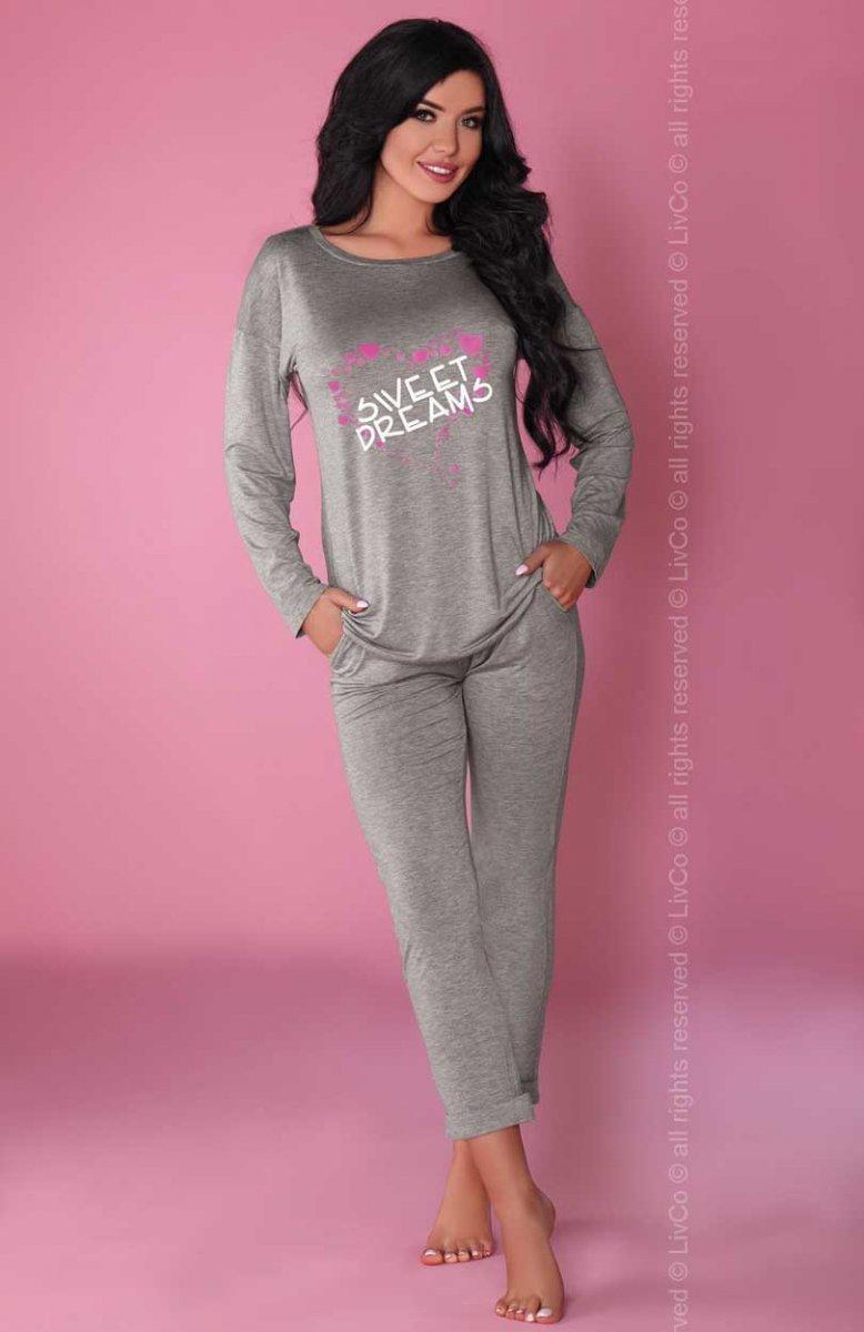 bf67731d7e1fe4 Livia Corsetti Model 106 piżama - Piżamy damskie bawełniane ...