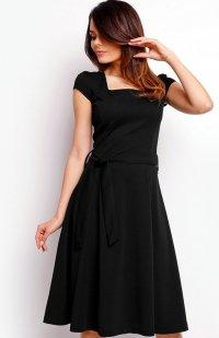 Nommo NA401 sukienka czarna