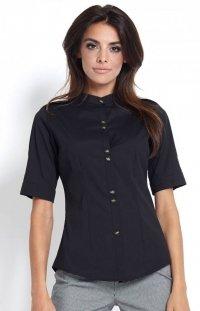Ivon Selena koszula czarna