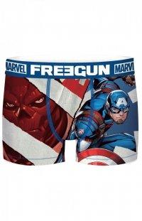 Freegun Capitan America bokserki męskie