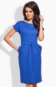 Lemoniade L129 sukienka niebieska