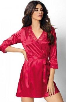Donna Venus szlafrok czerwony