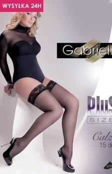 Gabriella Calze 15 DEN Plus Size code 164 pończochy