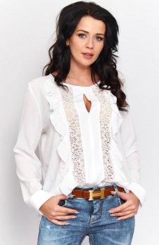 Roco B042 bluzka biała