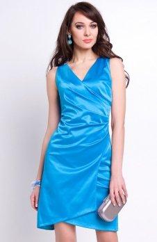Vera Fashion Kamila sukienka błękitna