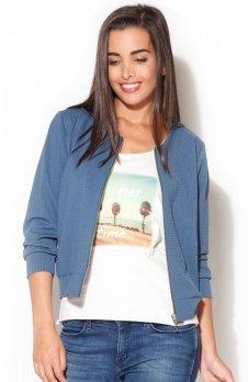 Katrus K169 bluza niebieska