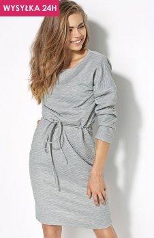 *Alore Al21 sukienka szara
