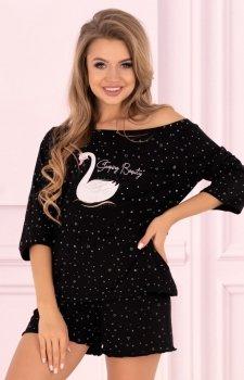 Piżama damska Snowflake Swan 2412