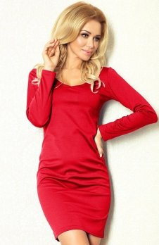 SAF 92-3 sukienka czerwona