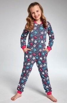 Cornette Young Girl 106/104 Owl 2 kombinezon
