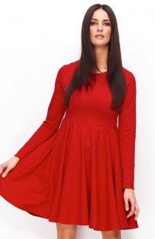 Numinou NU63 sukienka czerwona