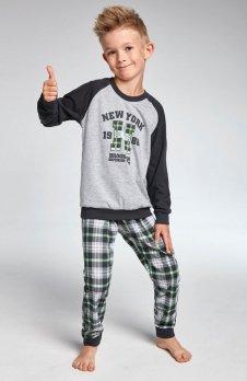 Cornette Kids Boy 178/86 New York piżama