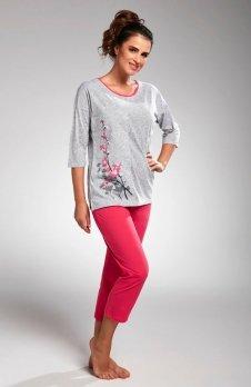 6351946eab6c85 Cornette 343/139 Red Lips piżama – Piżamy damskie – Bielizna nocna ...