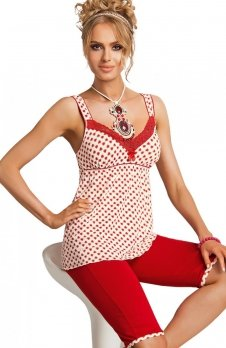 Donna Candy 3/4 piżama