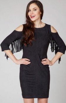 Ambigante ASU0022 sukienka czarna