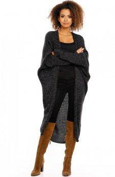 PeekaBoo 30053 sweter czarny