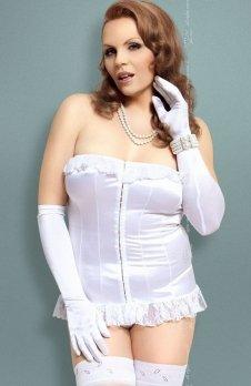 Softline Xiria MAXI komplet biały