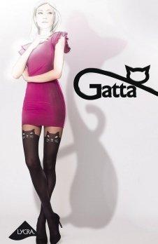 Gatta Girl Up Cat rajstopy