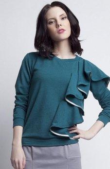 Lanti BLU 119 bluzka zielona