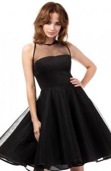 Moe MOE148 sukienka czarna