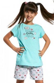 Cornette Kids Girl 787/56 Blogger piżama