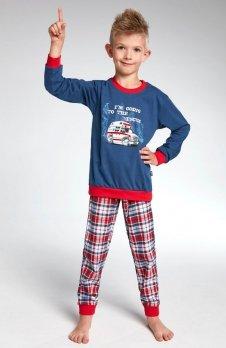 Cornette Kids Boy 593/76 Ambulance piżama