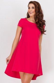 Awama A88 sukienka czerwona
