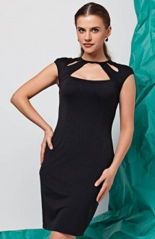 Cover GR1262 sukienka czarna