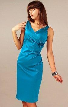 Vera Fashion Afrodyta sukienka morski