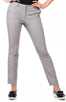 Moe MOE124 spodnie szare