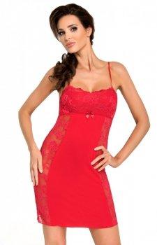 Donna Koszulka Brigitte II Czerwona