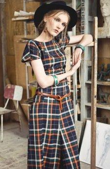 Cover GR1282 sukienka terakota