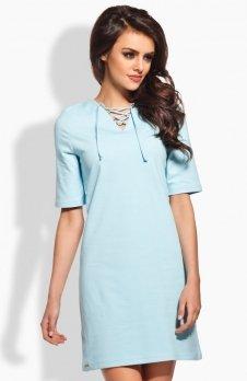 Lemoniade L120 sukienka błękitna