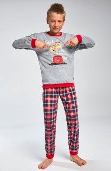 Cornette Young Boy 966/79 Breakfast piżama