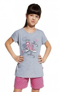 Cornette 787/51 Kids Girl Shoes piżama