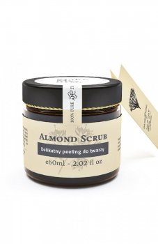 Make Me Bio Almond Scrub