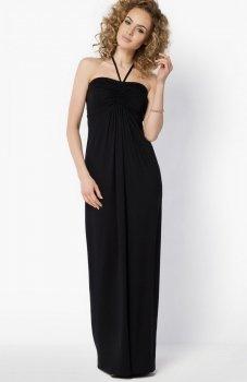 Makadamia 024 sukienka czarna