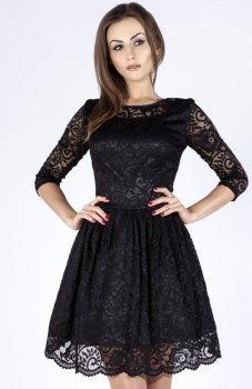 Bicot 2102-05 sukienka czarna