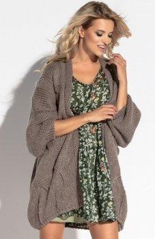 Fobya F569 sweter mocca