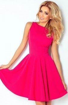 SAF 125-3 sukienka malinowa