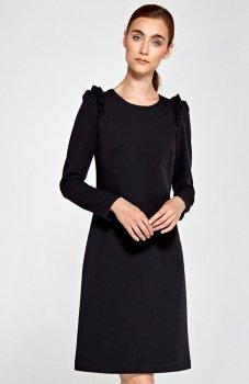 Nife S89 sukienka czarna