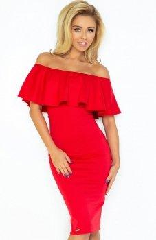 SAF 138-2 sukienka czerwona